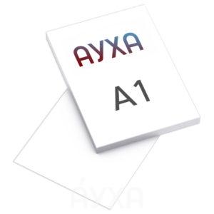 Где в Хабаровске напечатать/заказать плакат размера А1/А2/А3. Печать/заказ плаката с моей информацией/изображением/логотипом компании