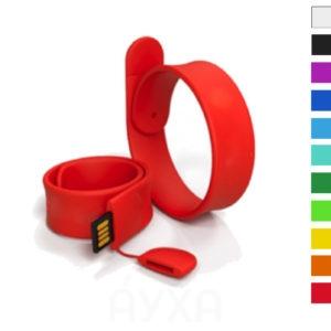 Флешка-браслет. Флеш-карта с собственным дизайном в виде браслета. Флешка, которая никогда не потеряется.