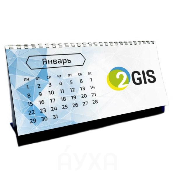 Где в Хабаровске напечатать/заказать/перекидной календарь-домик с фотографиями родных и близких/тематический /корпоративный