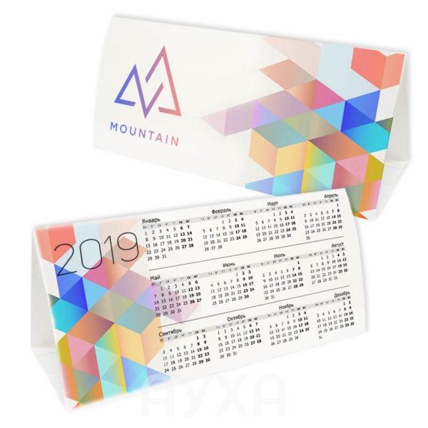 Где в Хабаровске напечатать/заказать/календарь-домик с фотографиями родных и близких/тематический /корпоративный календарь