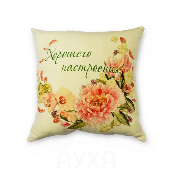 Изображение/фото/картинка из интернета на подушке. Выбрать нанесение на подушку. Наволочка на подушку по собственному эскизу