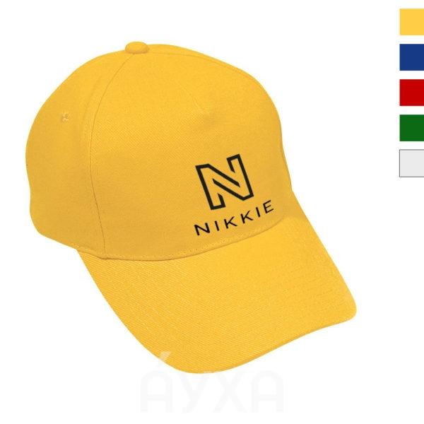 Заказать/купить бейсболку/кепку на липучке большим тиражом в разных цветах и нанести/напечатать мое изображение