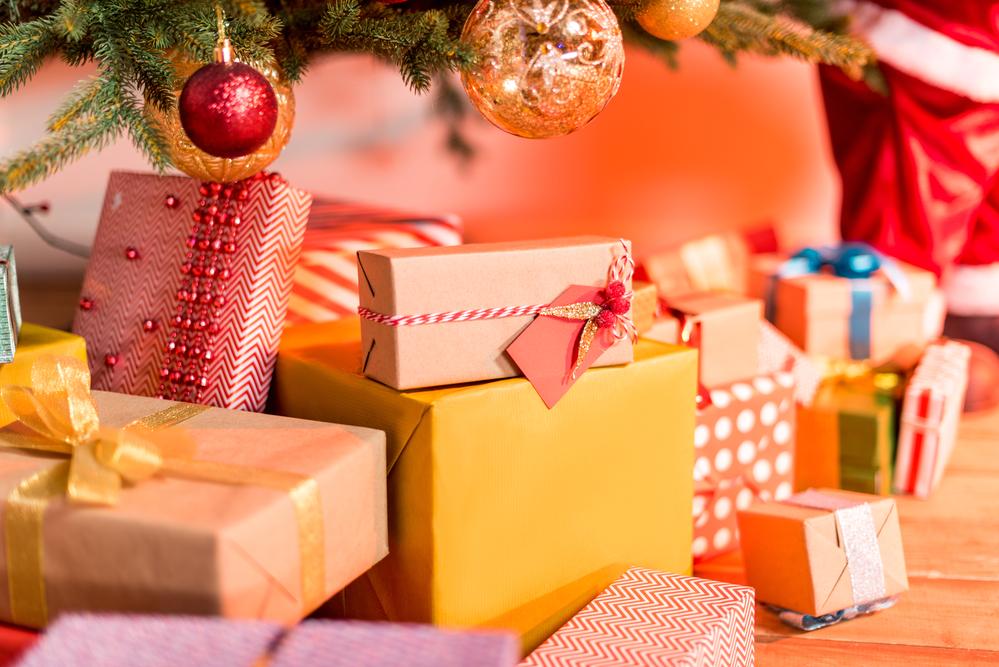 Про новогодние подарки